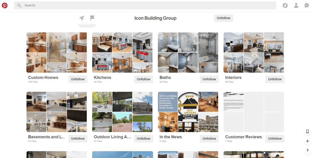 icon building group pinterest