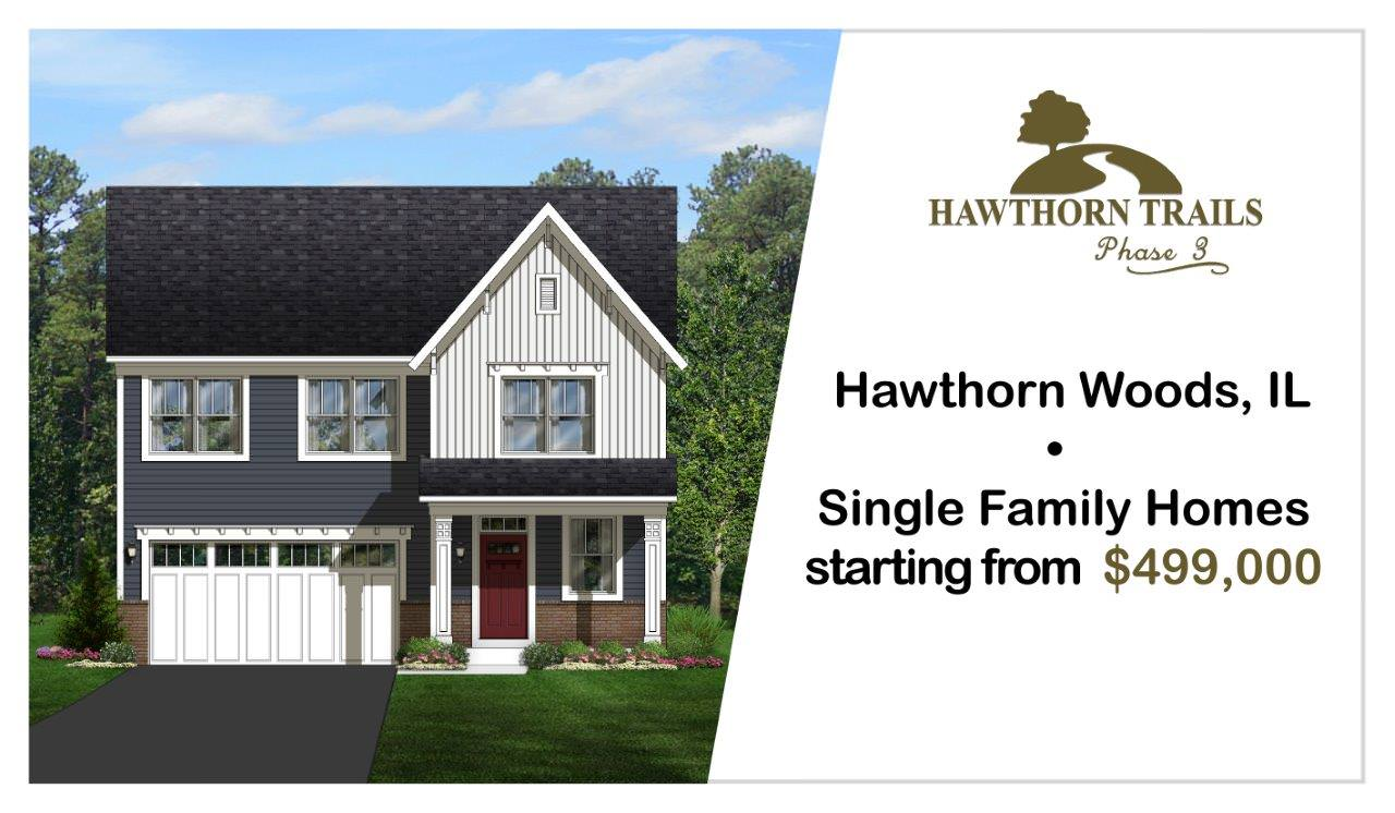 Announcing Our Newest Community: Hawthorn Trails Phase III