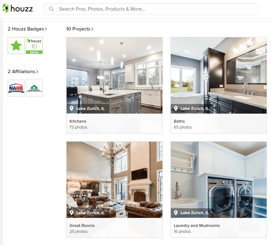 icon building group houzz