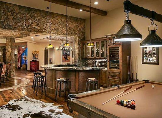 Man Cave Bar Must Haves : Top man cave must haves icon building group